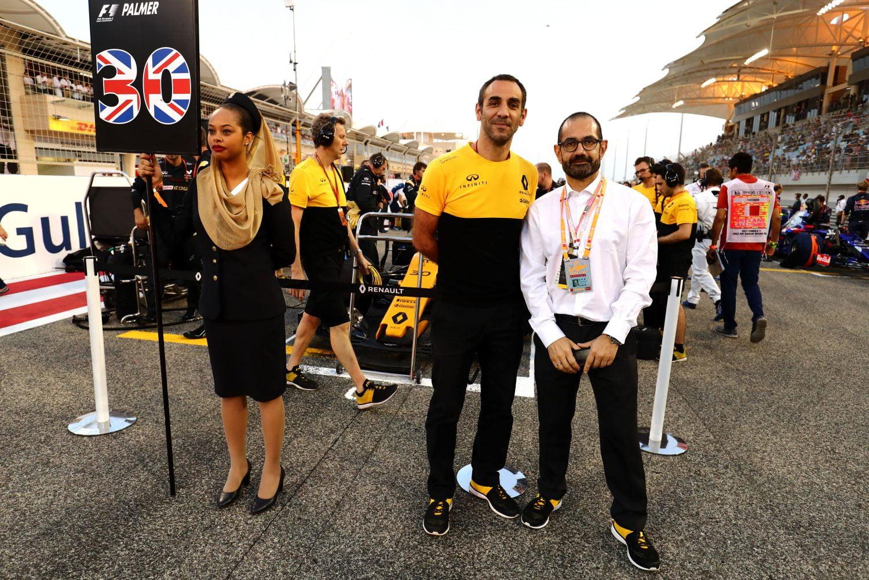 Topman Renault Sport alweer vertrokken, gepensioneerde Jérôme Stoll keert terug