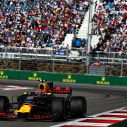 Formula One World Championship 2017, Round 4, Russian Grand Prix, Sochi, Russia, Sunday 30 April 2017 – Max Verstappen (NLD) Red Bull Racing RB13.