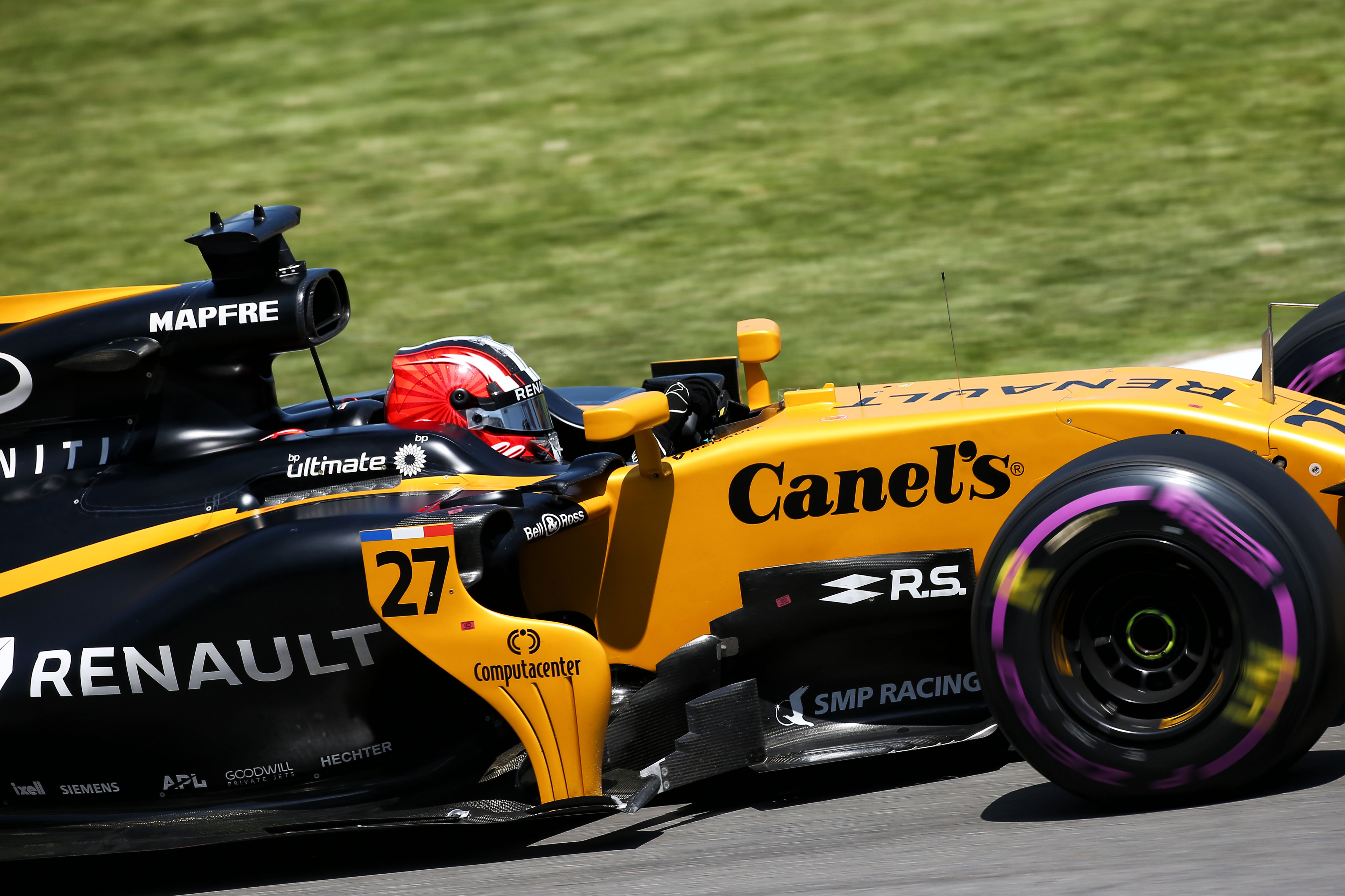 Formula One World Championship 2017, Round 7, Canadian Grand Prix, Montreal, Canada, Saturday 10 June 2017 – Nico Hulkenberg (GER) Renault Sport F1 Team RS17.