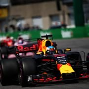 Formula One World Championship 2017, Round 7, Canadian Grand Prix, Montreal, Canada, Sunday 11 June 2017 – Daniel Ricciardo (AUS) Red Bull Racing RB13.