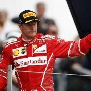 Räikkönen rijdt ook in 2018 voor Ferrari