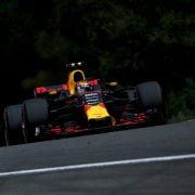 Verstappen klokt opnieuw de vierde tijd op Spa