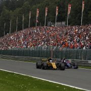 Belgian Grand Prix Race