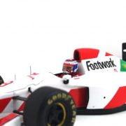 Gespot: Jos Verstappen Footwork FA14 Estoril-test 1993