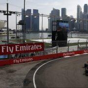 VT1: Ricciardo het snelst van start in Singapore
