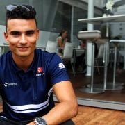 Formula One World Championship 2017, Round 13, Italian Grand Prix, Monza, Italy, Thursday 31 August 2017 – Pascal Wehrlein (GER) Sauber F1 Team.
