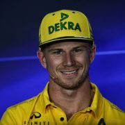 Formula One World Championship 2017, Round 13, Italian Grand Prix, Monza, Italy, Thursday 31 August 2017 – Nico Hulkenberg (GER) Renault Sport F1 Team in the FIA Press Conference.