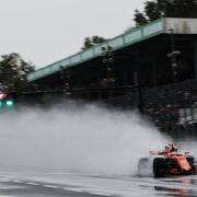 Formula One World Championship 2017, Round 13, Italian Grand Prix, Monza, Italy, Saturday 2 September 2017 – Stoffel Vandoorne (BEL) McLaren MCL32.