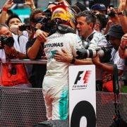 Hamilton: 'Waren gewoon niet snel genoeg'