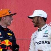 Hamilton: 'Liever Verstappen als teamgenoot dan Vettel'
