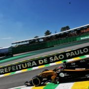 Formula One World Championship 2017, Round 19, Brazilian Grand Prix, Sao Paulo, Brazil, Friday 10 November 2017 – Nico Hulkenberg (GER) Renault Sport F1 Team RS17.