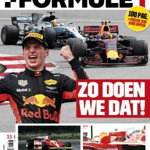 Formule 1 Editie 15 – 2017