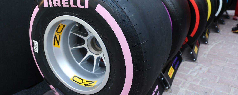 Pirelli voegt 'hypersoft' en 'superhard' toe