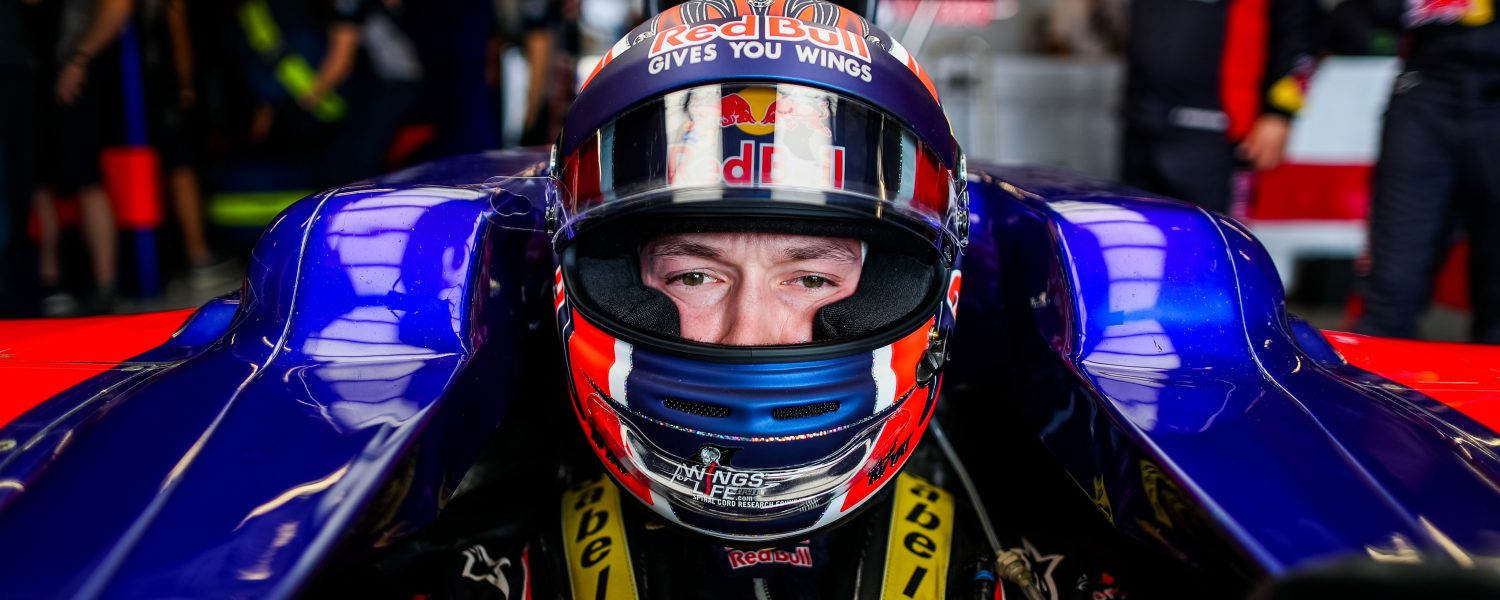 'Kvyat heeft in Williams-simulator getest'