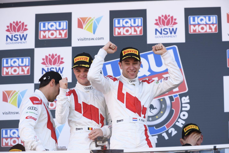 Frijns wint 12 Uur van Bathurst met Audi WRT
