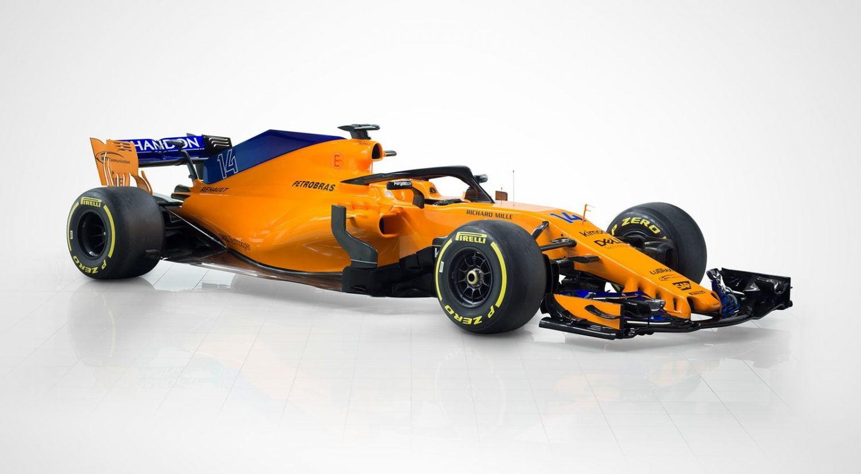 McLaren kleurt verder oranje met de MCL33