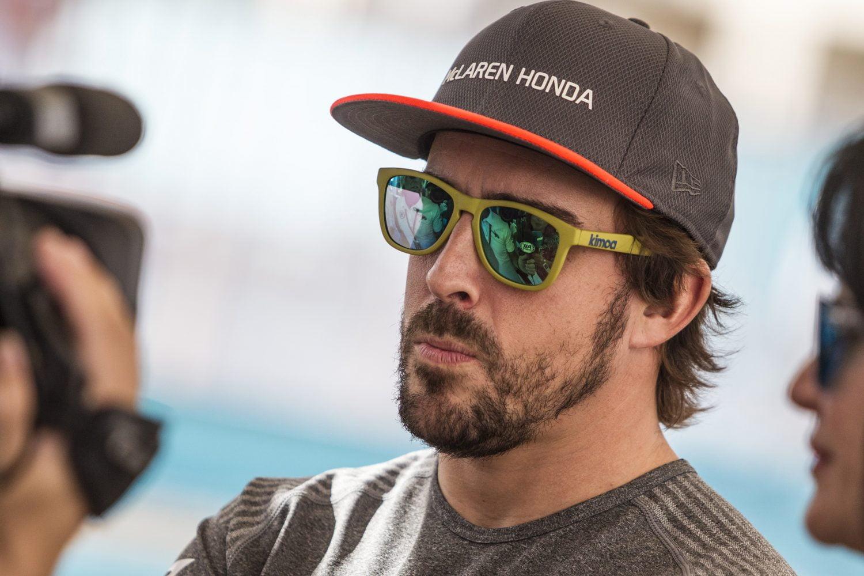 Alonso: 'Heb eraan gedacht eind 2017 met F1 te stoppen'