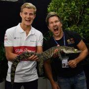 Australian Grand Prix Preparations