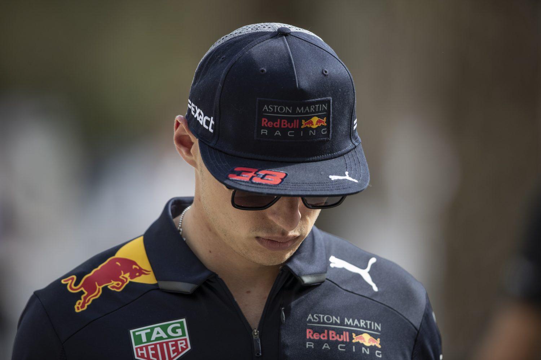 Verstappen na vier ronden al klaar in Bahrein