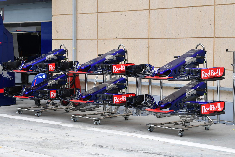 Bahrain Grand Prix Preparations