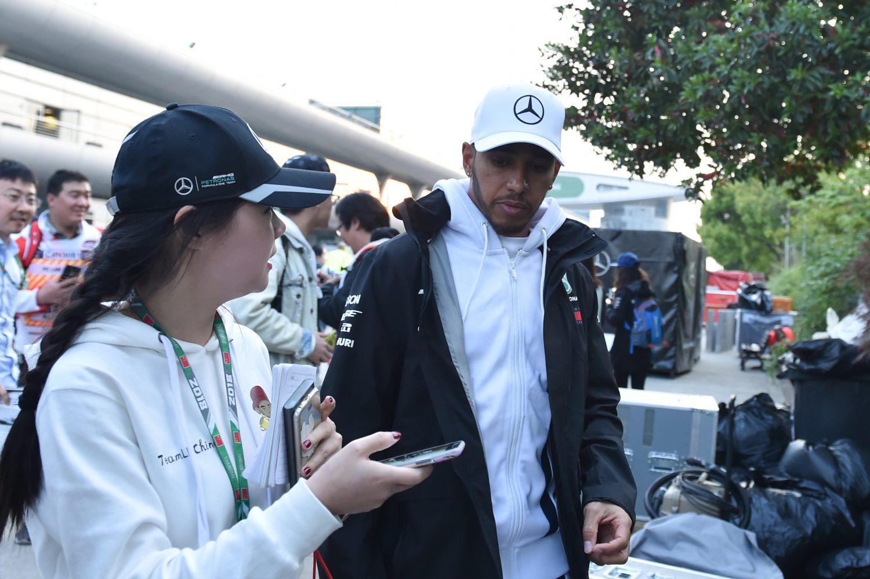 Chinese Grand Prix Race