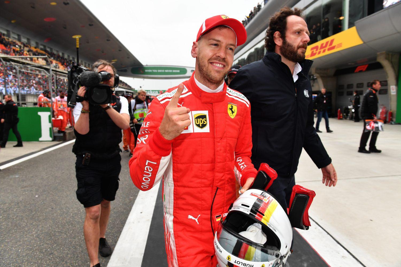 Chinese Grand Prix Qualifying