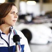 Claire Williams: 'Geloof niet meer dat kleine teams kunnen winnen in huidige F1. Dat was naïef'