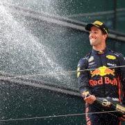 Video: Ricciardo over het onverwacht winnen van gekke, chaotische races