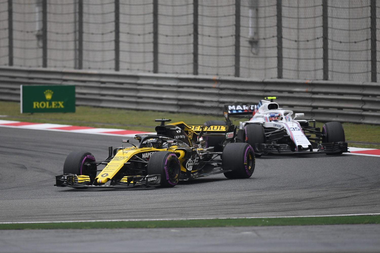 Chinese Grand Prix Practice