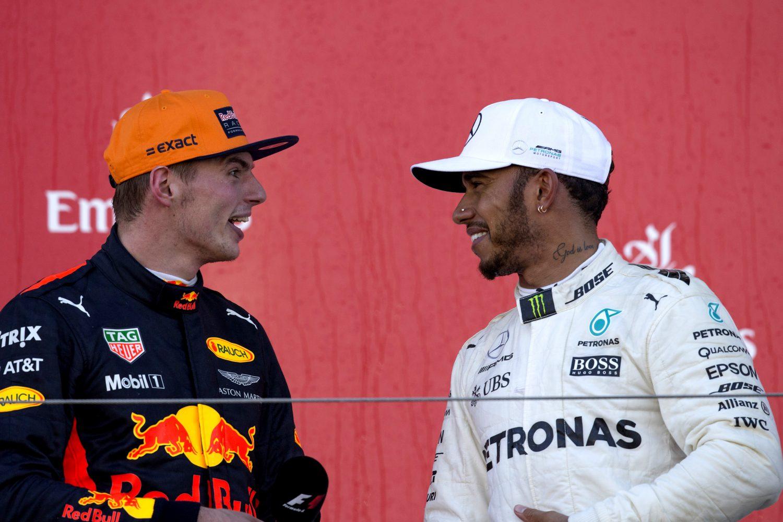 Helmut Marko over droomkoppel Hamilton/Verstappen: 'Twee grootste ego's'
