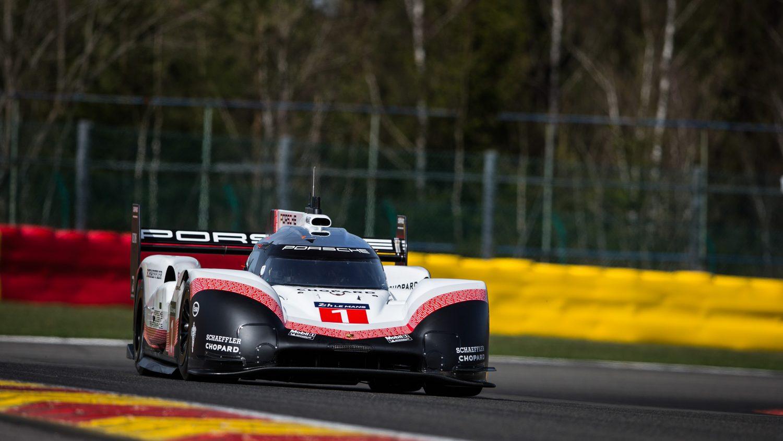 Sneller Dan De Formule 1 Opgepompte Porsche Lmp1 Breekt
