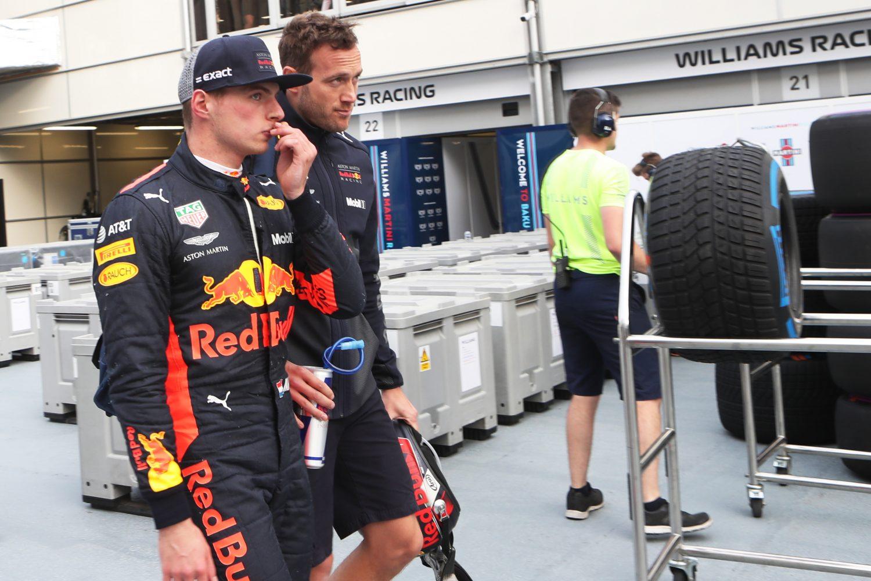 Azerbaijan Grand Prix Race