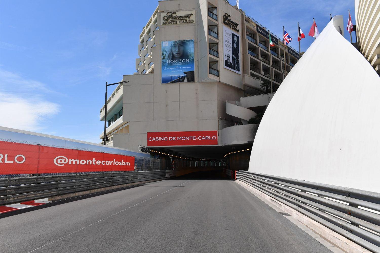 Monaco Grand Prix Preparations