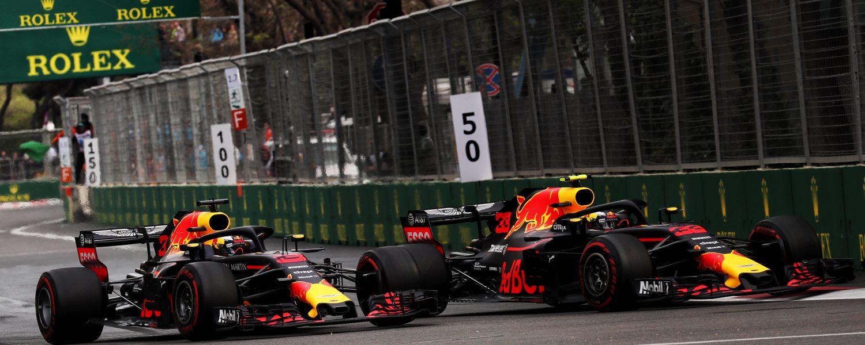 Verstappen en Ricciardo richten vizier op volgende race