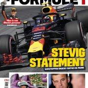Formule 1 nr. 9 is uit!