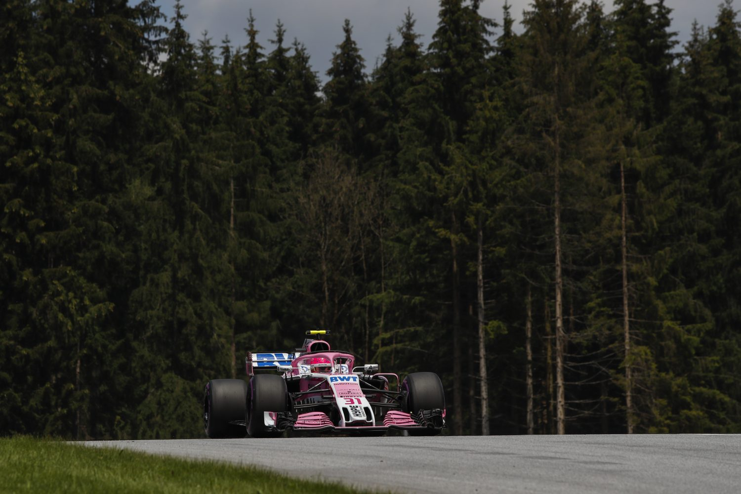 Austrian Grand Prix Qualifying