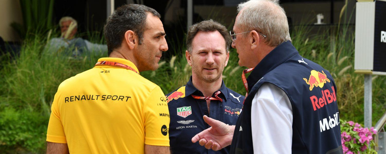 Renault en Red Bull ruziën verder over motordeadline: 'Wacht te lang, en ons voorstel vervalt'