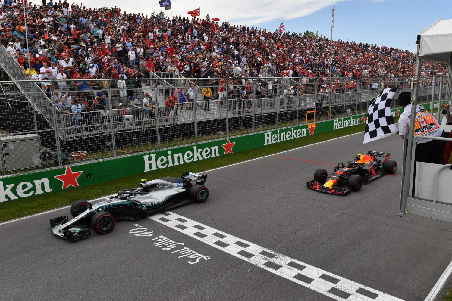 Canadian Grand Prix Race