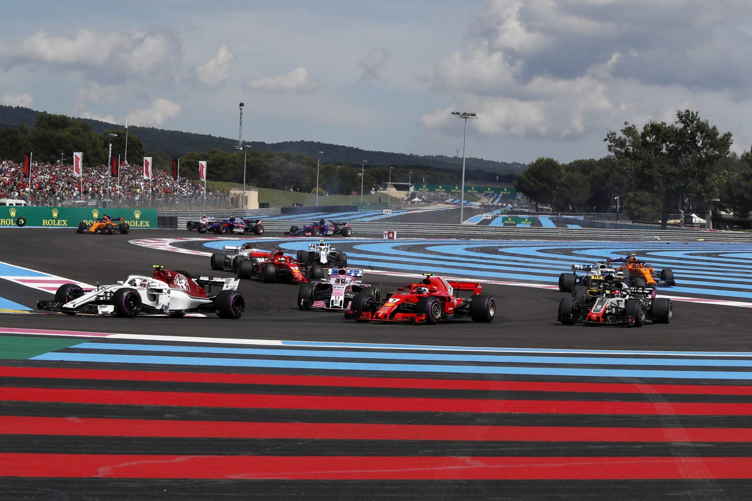 French Grand Prix Race