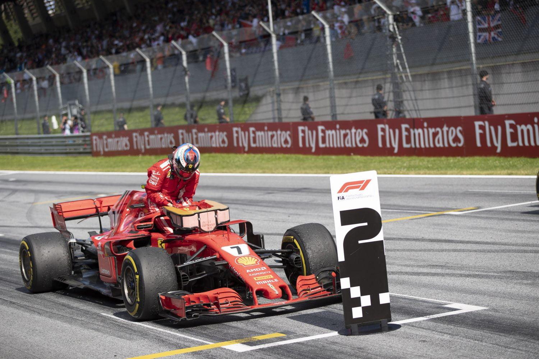 Austrian Grand Prix Race