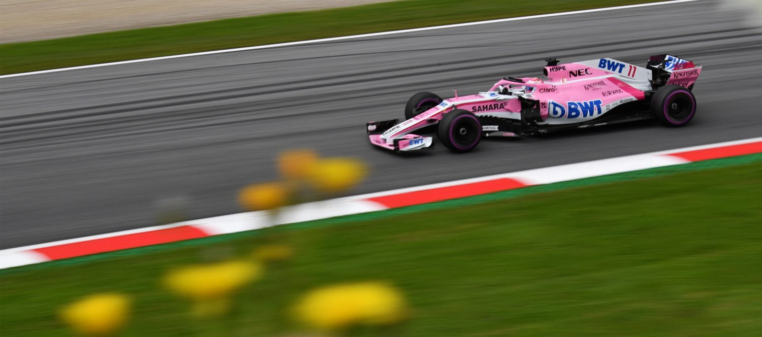 Zomerrapport: Force India