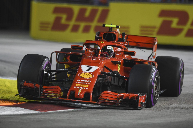Even vragen aan… Daan de Geus: 'Het vertrek bij Ferrari heeft Räikkönen wel getriggerd'