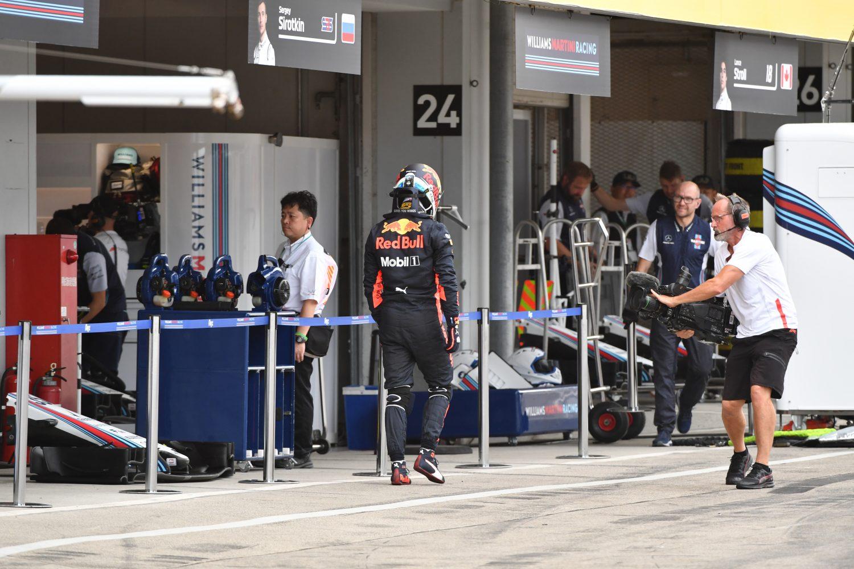 Klap na klap voor Ricciardo: 'Ik word er kwaad van'