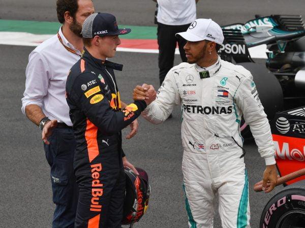 Hamilton kijkt uit naar gevechten met Verstappen