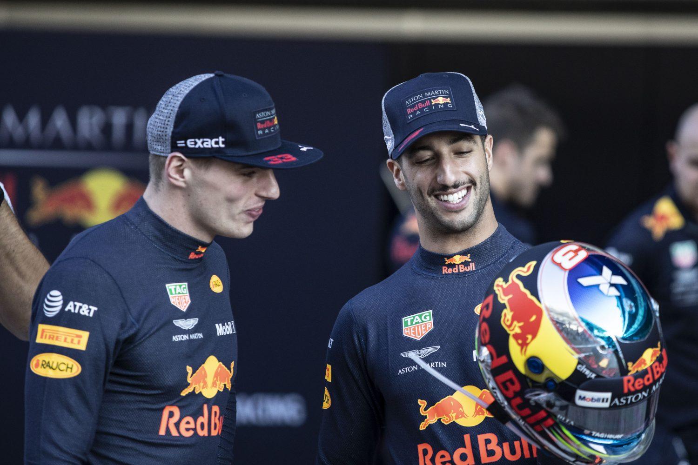 Ricciardo: Met een goede auto kan Verstappen 'een grote' worden