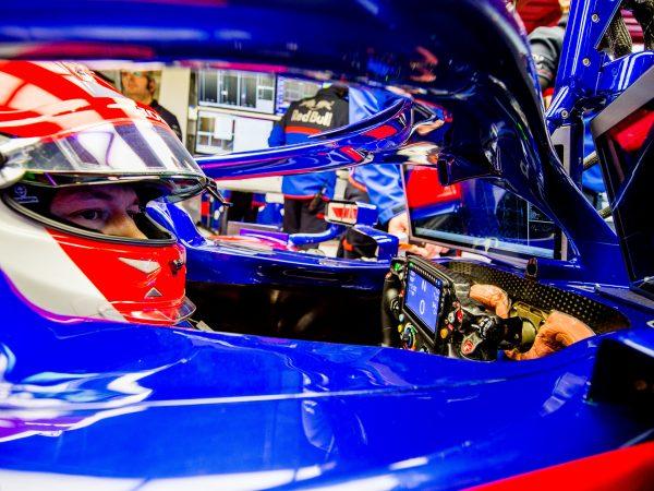 Ferrari-ervaring Kvyat 'een groot pluspunt' voor Toro Rosso