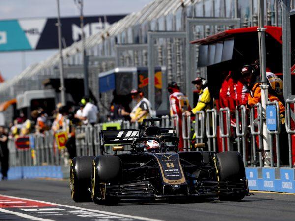 Uitvalbeurt Grosjean veroorzaakt door schade aan wiel