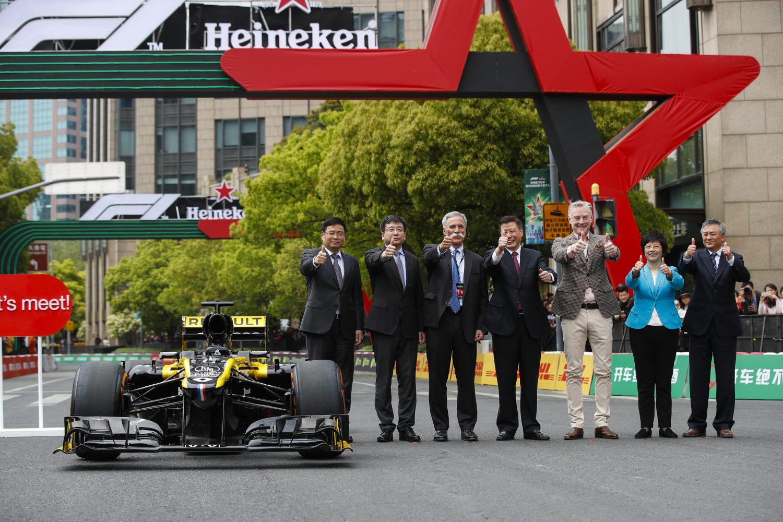 F1 in gesprek over tweede GP in China, mikt op straatrace