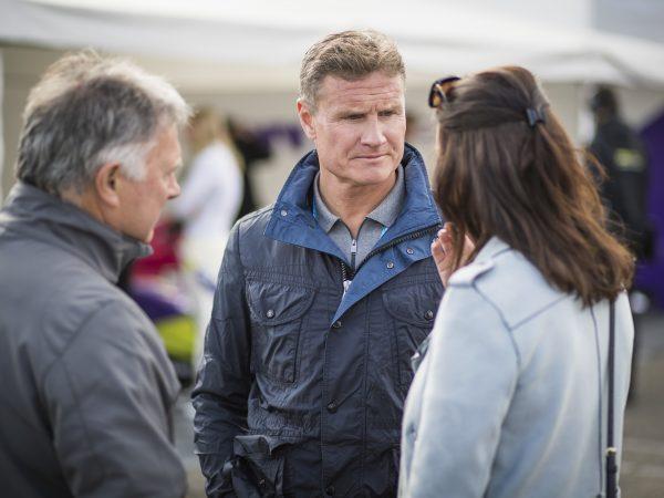 Coulthard over W Series: 'Een gelijk veld, welke autosportfan kan daartegen zijn?'