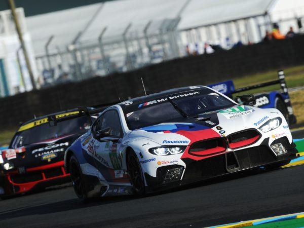 Catsburg: 'De GT-klasse is misschien wel de meest competitieve op Le Mans'